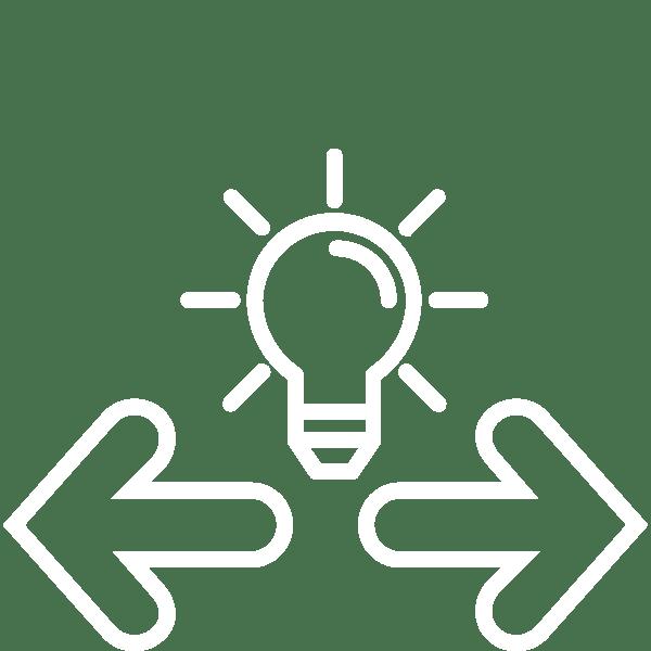 Icon centered